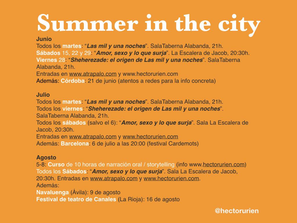 Calendario Atrapalo.Hector Urien